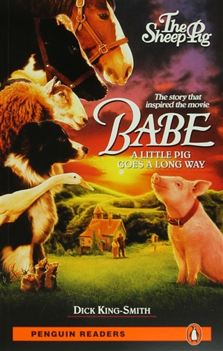 Babe-The Sheep Pig Level 2 and MP3