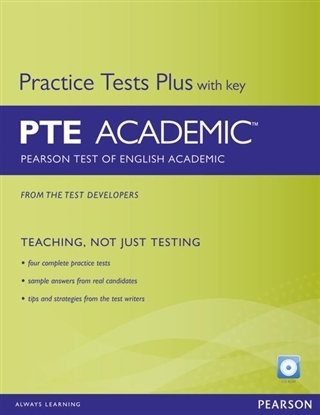 PTE Academic Practice Tests Plus With Key